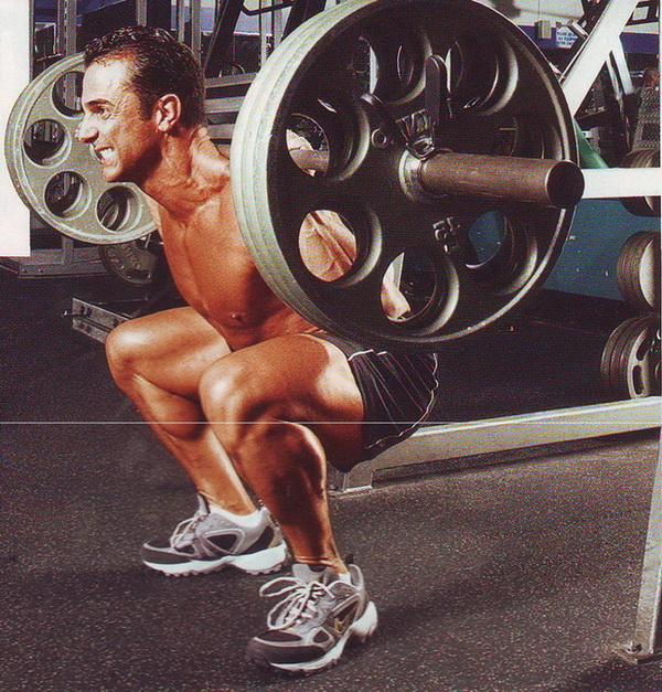 Базовые упражнения- основа бодибилдинга.